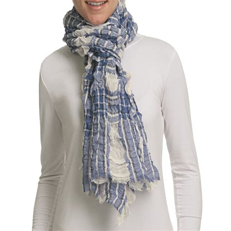 asian eye plaid scarf for 5658m save 94