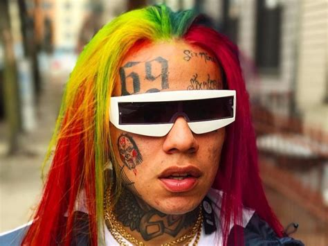 6ix9ine here s how tekashi 6ix9ine has responded to sex crime