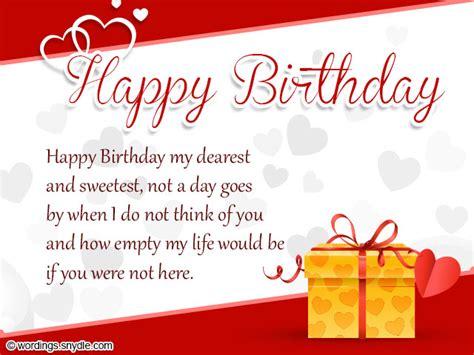 Birthday Card Boyfriend Happy Birthday Wishes Card For Boyfriend