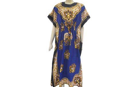 Gamis Batik Gamis Batik Gs48 Biru Bigsize Ukuran Besar Jumbo Ter baju batik daster kelelawar jumbo biru toko batik jogja