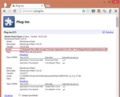 chrome adobe flash player como ativar o adobe flash player no google chrome dicas