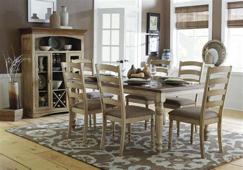 country dining room furniture casual country solid wood dining table chairs dining