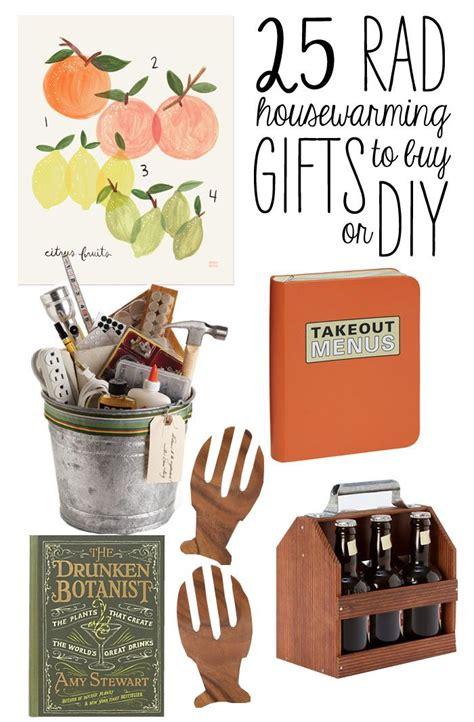 useful housewarming gifts 25 rad housewarming gifts to buy or diy citrus fruit