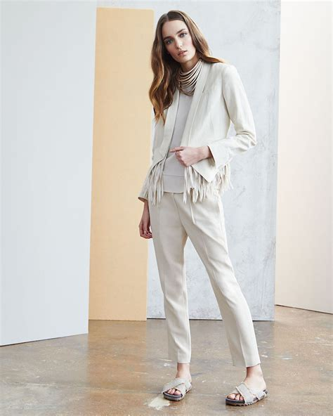 maxi stripe 3in1 summery pastels special collections brunello cucinelli