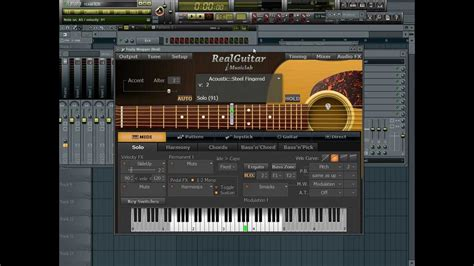 tutorial guitar fl studio getting pro acoustic guitar sound in fl studio 11 part1
