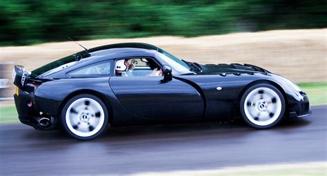 Tvr Usa Tvr Sagaris The Battle Axe Of Blackpool