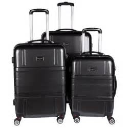 Bugatti 3 Luggage Set Bugatti 3 Spinner Luggage Set