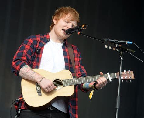 ed sheeran adalah wah andrea faustini x factor di idolakan banyak musisi