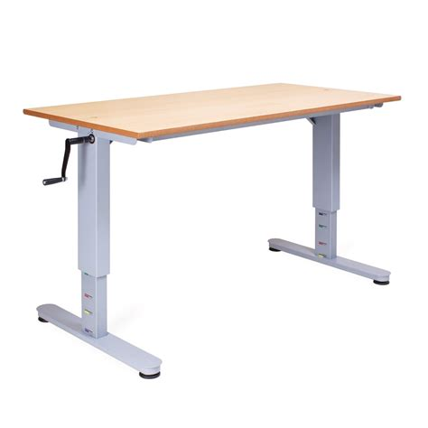 Adjustable Height Tables by Height Adjustable Classroom Table