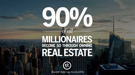10 quotes on real estate investing and property investment