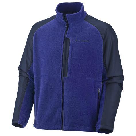 columbia sportswear ten trail iii jacket fleece for