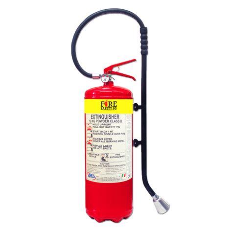 Class D 12kg powder class d extinguisher singapore