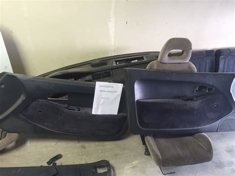 95 Civic Interior by Sale 92 95 Eg Civic Interior Part Out B Series Parts