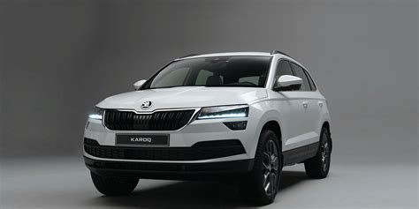when is the new skoda superbing out the new škoda karoq introduced check it out škoda