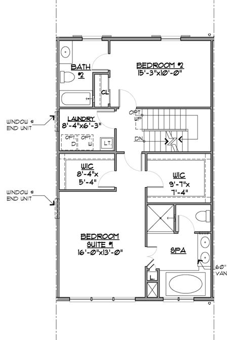 2nd floor plan design floor plans village square at paoli