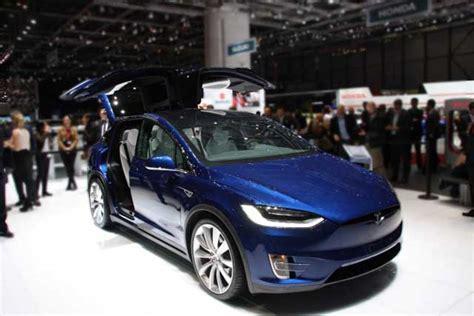 Precio Tesla Model X Precio Tesla Model X En Europa Desde 93 700 Euros