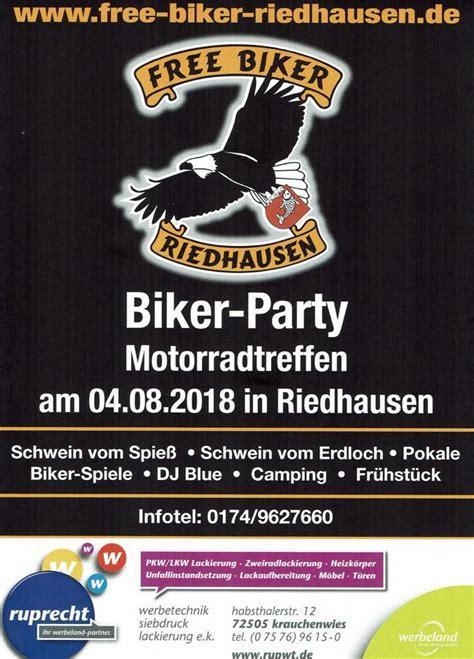 Motorradtreffen Pfullendorf 2018 by Seepark Biker Days Home Facebook