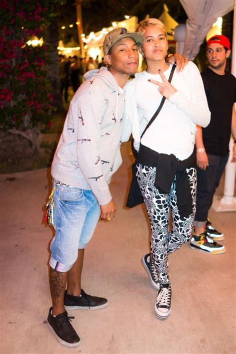 vashtie kola net worth pharrell williams 2018 wife tattoos smoking body