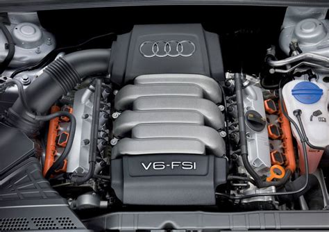 how does a cars engine work 2010 audi a4 electronic valve timing 2010 audi a5 coupe 3 2l v6 fsi engine picture pic image