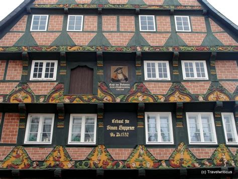 celle haus hoppener haus in celle germany