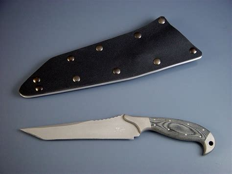 Handmade Tactical Knives - quot mercator quot handmade custom tactical combat knife by