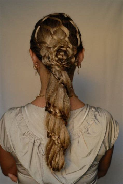 braided hairstyles layered hair 90 best images about going out hair on pinterest