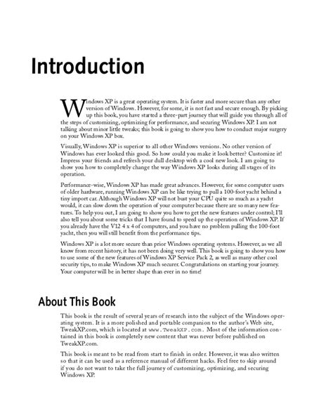 Manual del hacker hacking windows xp
