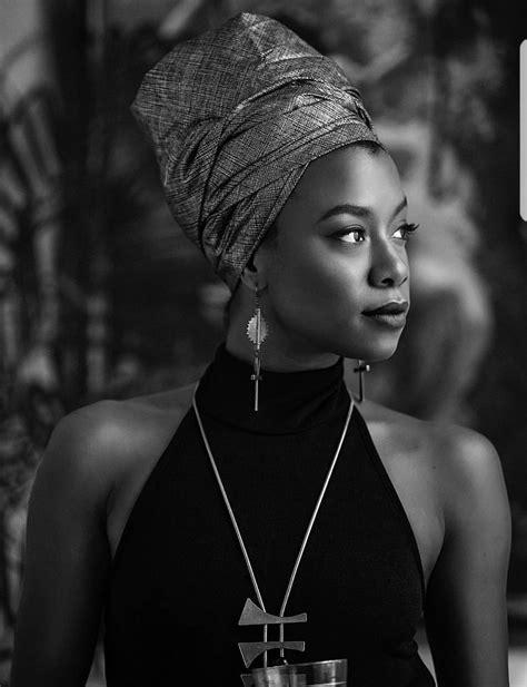 DarkWomanLove   Head wraps, Black beauties, Beautiful