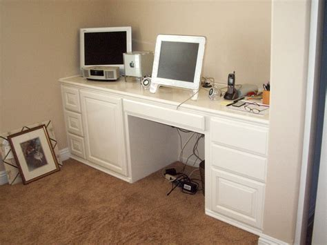Custom Home Office Cabinets In Southern California Custom Home Office Desks