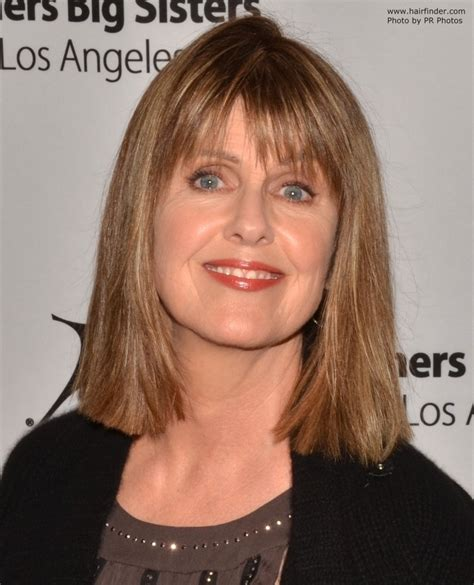 Pam Dawber Hair | pam dawber haircut and color to keep hair youthful after