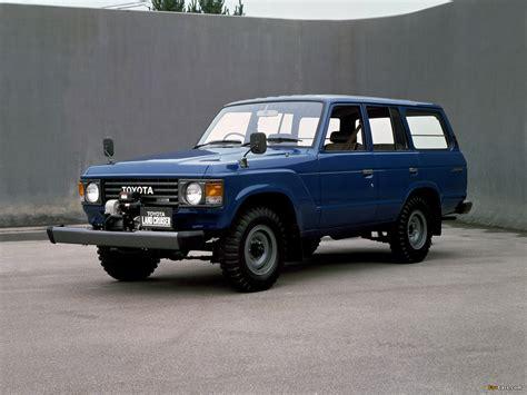 1980s Toyota Land Cruiser Wallpapers Of Toyota Land Cruiser 60 Std Jp Spec Hj60v