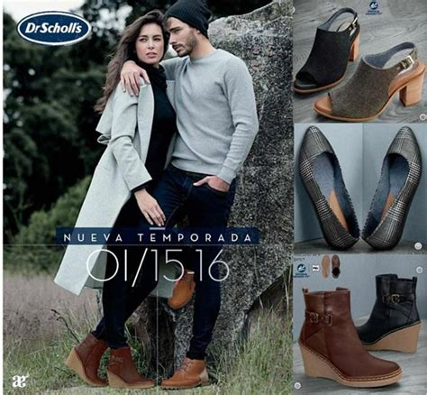 imagenes zapatos andrea otoño invierno catalogo andrea dr scholls oto 241 o invierno 2015 16