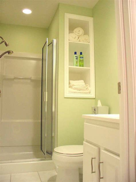 green and cream bathroom ideas kleines bad was kann man alles daraus machen