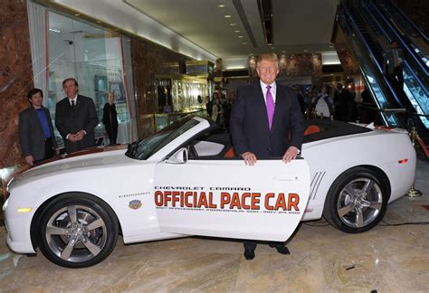 donald trumps favorite cars