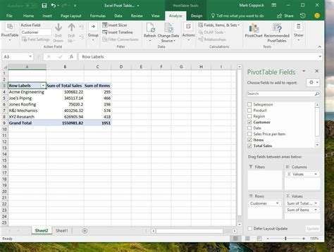 how to add pivot table in excel how to create a pivot table in excel to slice and dice