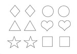 Diamond shape template craft time crown of shapes