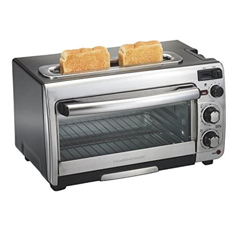 Oven Toaster Price Hamilton 2in1 Oven Toaster Customer Reviews Prices