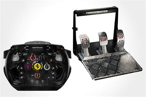 thrustmaster 150 176 italia racing wheel for pc and