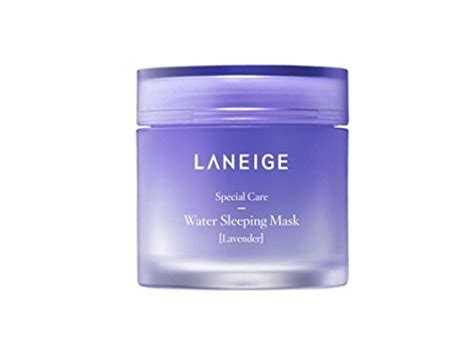 Laneige Water Sleeping Mask Lavender Limited Edition laneige water sleeping mask pack 2017 new limited edition