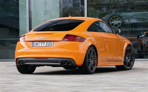 Audi Tts 2011 by Audi Tts Coupe 2011 Widescreen Exotic Car Photo 11 Of 35