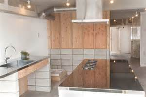Concrete Kitchen Cabinets by Kitchen Cabinets Made From Concrete Blocks Lighthouse