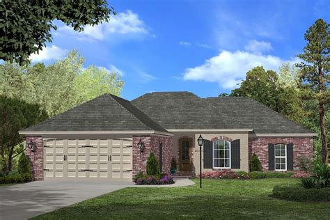 1500 sq ft house plans with garage ranch style house plan 3 beds 2 baths 1500 sq ft plan 430 59