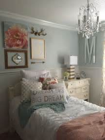 Bedroom Ideas Girls teen girl bedrooms girls bedroom mint coral blush white metallic gold