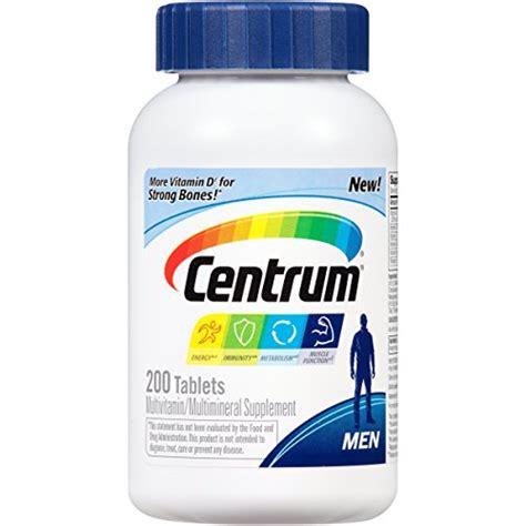 Vitamin Fitnes centrum 200 count multivitamin multimineral supplement tablet vitamin d3 lifestyle