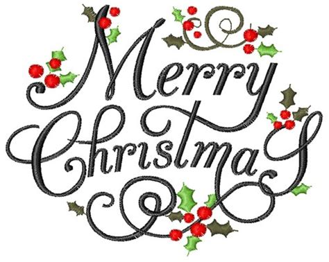 merry christmas embroidery designs machine embroidery designs  embroiderydesignscom