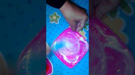 cara membuat slime homemade cara membuat slime ala dea n yaumil youtube