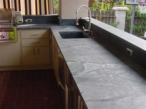 slate countertops price kitchen how much soapstone countertops cost actually
