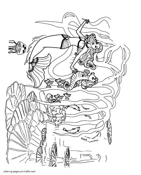 barbie lumina coloring pages barbie and the pearl princess coloring page murderthestout