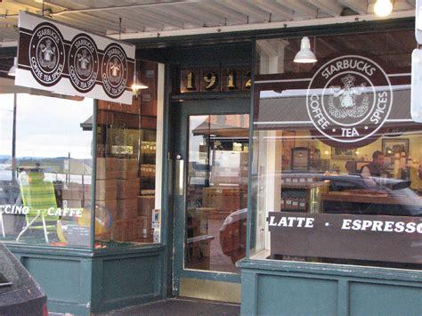 Starbucks Pike Place starbucks pike place market car interior design