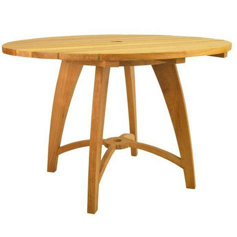 Teak Patio Dining Table Teak Florence 47 X 47 Inch Teak Patio Dining Table Ultimate Patio